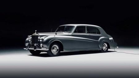 Британская компания Lunaz построит 30 электромобилей на основе классических Rolls-Royce Silver Cloud и Phantom по цене от $500 тыс. и выше