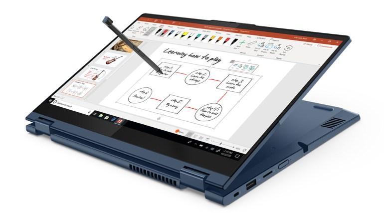 Lenovo обновила ноутбуки ThinkBook процессорами Intel 11-го поколения, анонсировала первый гибрид в серии и модель с собственными TWS наушниками