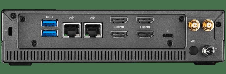 Gigabyte анонсировала три компактных компьютера BRIX PRO с процессорами Intel Tiger Lake-U