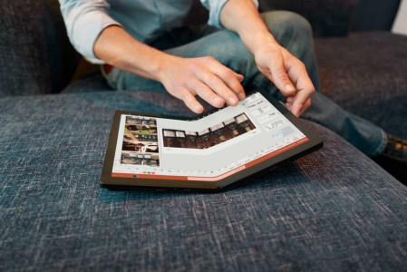 Первый в мире ПК со складным дисплеем Lenovo ThinkPad X1 Fold стал доступен для предварительного заказа по цене от $2500