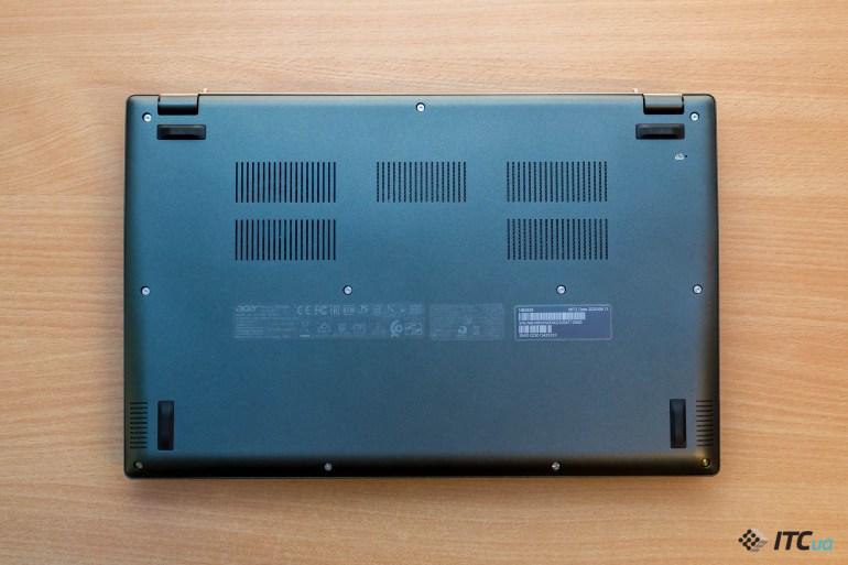 Обзор ноутбука Acer Swift 5