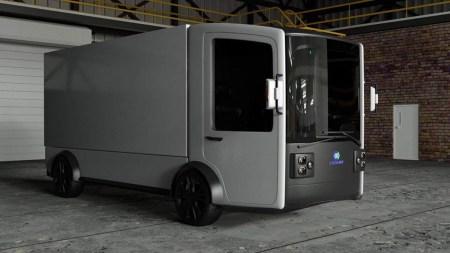 Создатели украинского электрогрузовика CoolOn планируют к 2022 году выпускать 3-5 тыс. электромобилей в год с ценником $16 тыс. [видео]