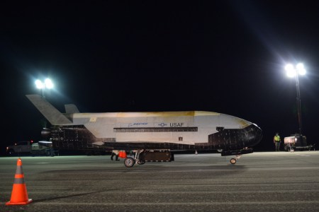 Китай заявил об успешном приземлении многоразового космического аппарата