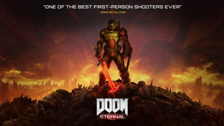 Первый пошел. Doom Eternal пополнит библиотеку Game Pass для Xbox 1 октября