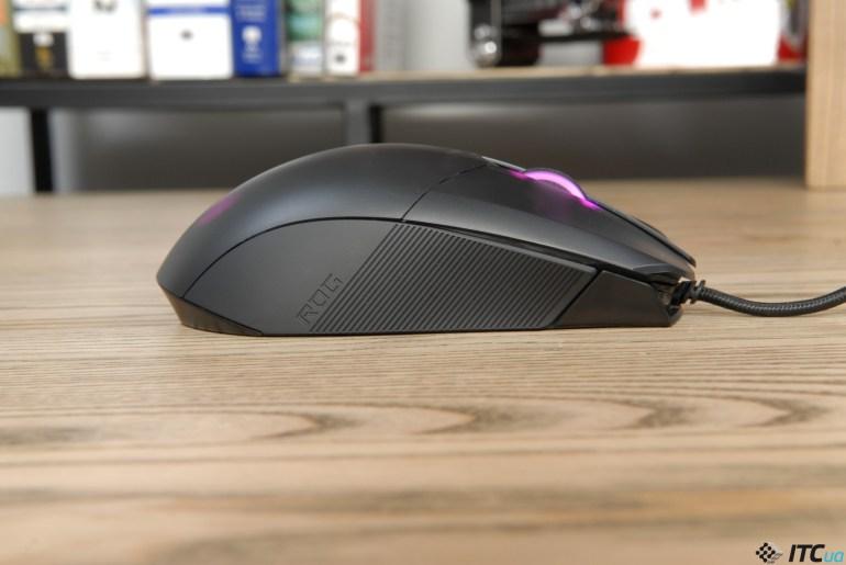Обзор игровой мыши ASUS ROG Chakram Core