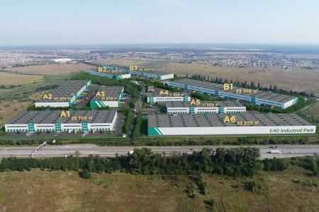 Dragon Capital построит под Киевом индустриальный парк «E40 Industrial Park» на участке площадью 50 гектар, первую очередь начнут строить уже в 2021 году