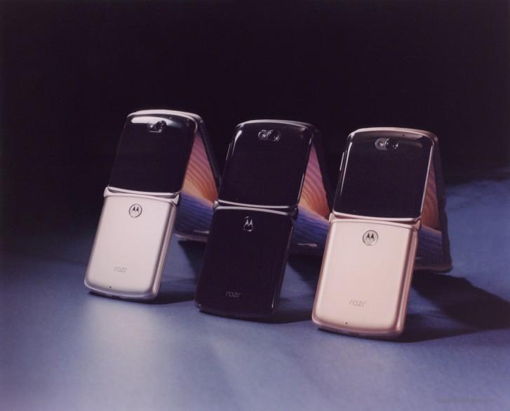 Motorola представила обновленную раскладушку с гибким экраном Razr 5G за $1399 и снизила цену Razr 2019 до $999
