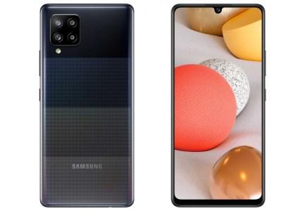 Samsung анонсировала Galaxy A42 5G – самый доступный смартфон компании с поддержкой 5G