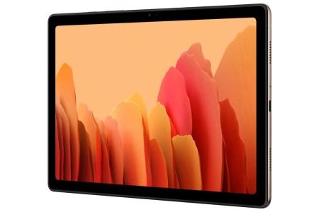Samsung анонсировала планшет Galaxy Tab A7, фитнес-трекер Galaxy Fit2 и беспроводную зарядку для трёх устройств Wireless Charging Trio