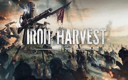 Iron Harvest: Первая мировая, теперь с мехами