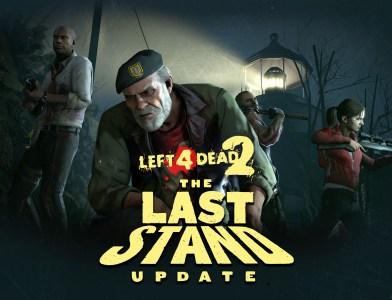 Для игры Left 4 Dead 2 вышло масштабное обновление с альтернативной кампанией