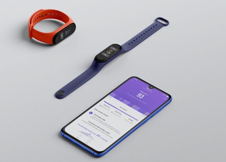 Mi Smart Band 4 NFC