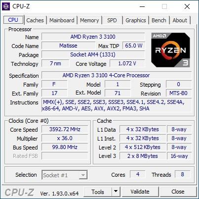 Ryzen 3 3100/3300X vs. Сore i3-10100: игровые процессорные старты