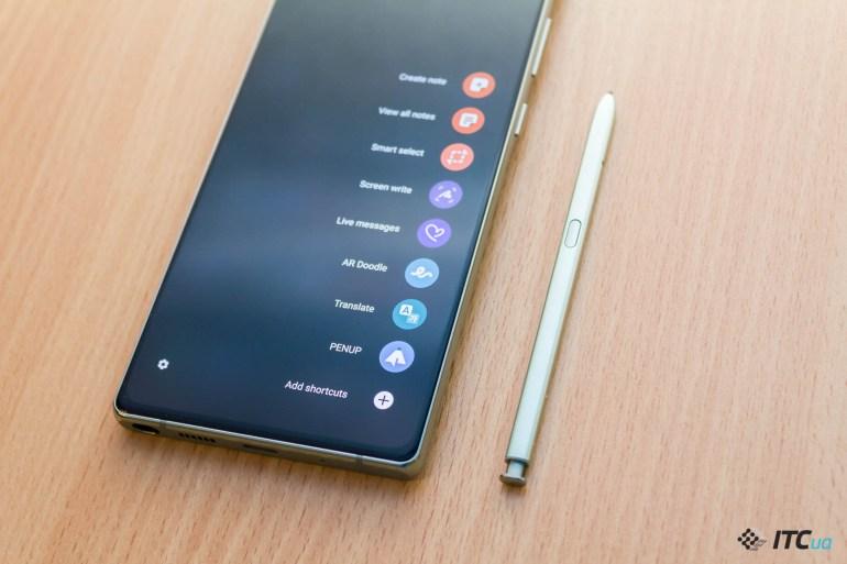 Обзор смартфона Samsung Galaxy Note20