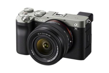 Полнокадровая беззеркальная камера Sony A7C: компактные размеры, ISO до 51200, запись видео 4K и цена $1800