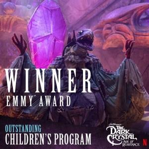 Netflix отменил сериал «Темный кристалл: Эпоха сопротивления» / The Dark Crystal: Age of Resistance после первого сезона, несмотря на премию «Эмми»