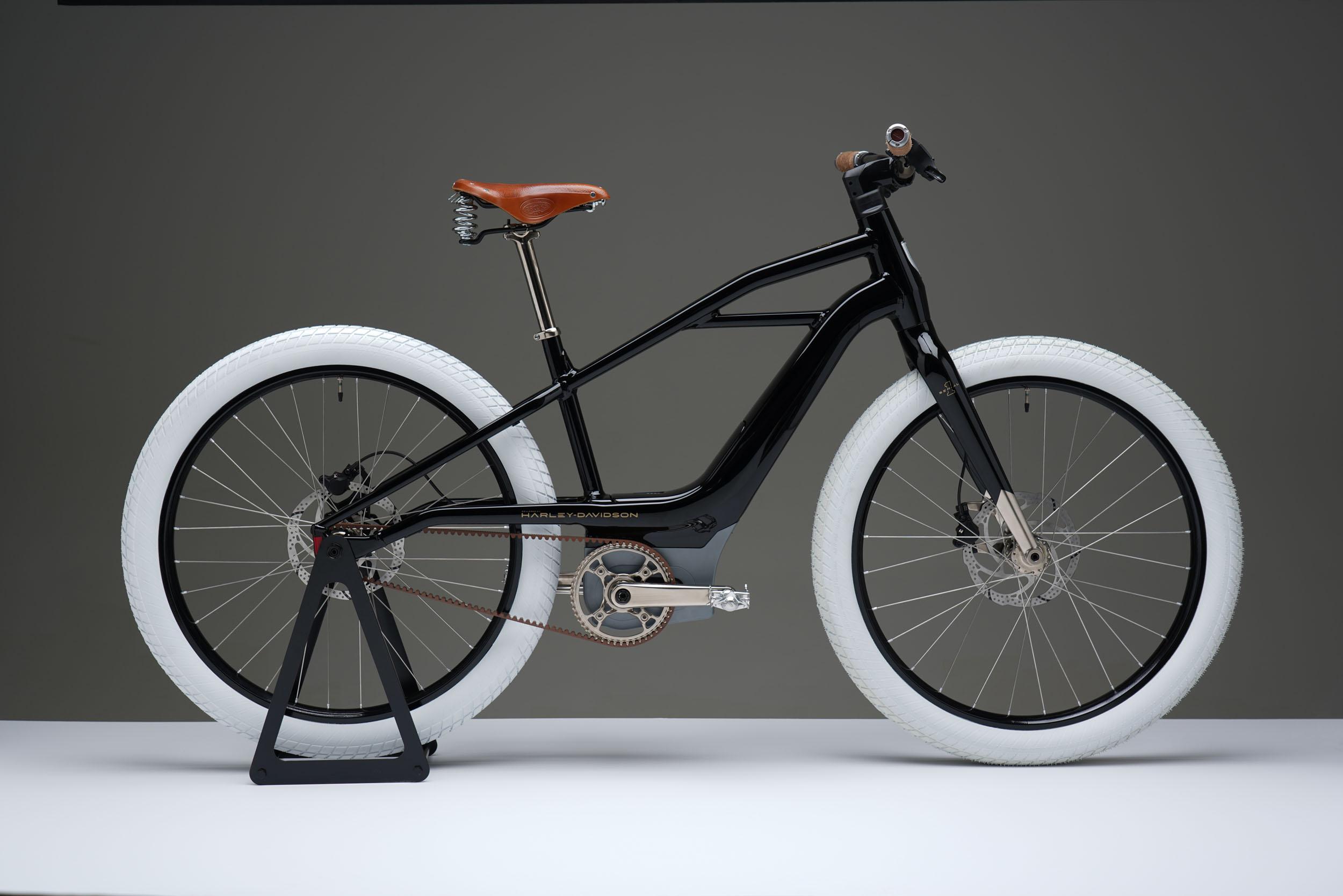 Harley-Davidson анонсировала электровелосипед Serial 1 и запускает отдельную компанию для выпуска таких устройств