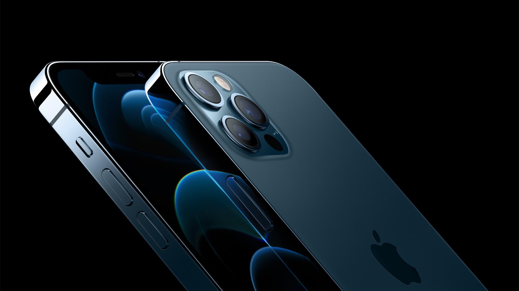 iPhone 12 Pro и 12 Pro Max - представлены новые флагманы Apple - ITC.ua