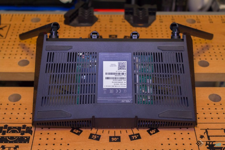 Обзор роутера ASUS RT-AX55
