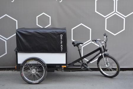 Стартовали продажи украинского трехколесного электровелосипеда Delfast Trike с запасом хода до 110 км, грузоподъемностью 300 кг и ценником $3799