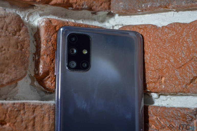 Обзор смартфона Samsung Galaxy M31s