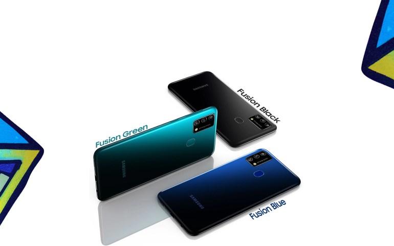 Бюджетный смартфон Samsung Galaxy F41, открывающий новую линейку, почти не отличается от Galaxy M31