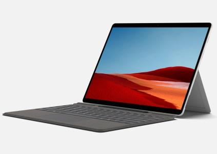 Обновлённый ARM-планшет Microsoft Surface Pro X получил более производительный чип Snapdragon 8cx Gen 2, платиновый цвет и цену $1500