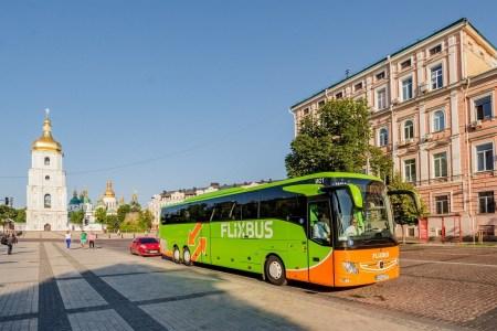 Автобусный лоукостер FlixBus запустил три новые линии из Украины в Польшу и Чехию