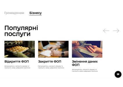 Минцифры: В 2020 году на портале «Дія» было зарегистрировано более 50 тыс. ФЛП