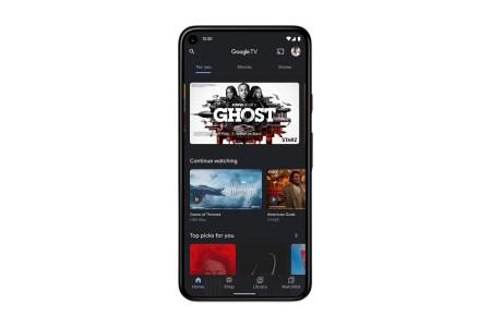 Сервис Google Play Movies & TV теперь называется Google TV — как и новая оболочка на базе Android TV