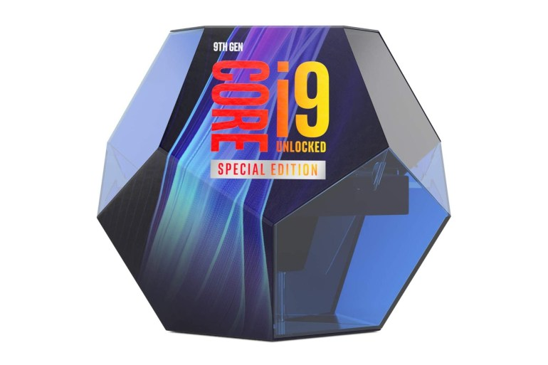 Core i9-9900K box