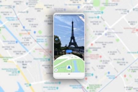 Google «прокачала» AR-навигацию (функция Live View) в Картах — визуальные подсказки с достопримечательностями, поддержка общественного транспорта и отправка геоданных