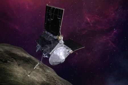 «Осирис» успешно «дал пять» астероиду Бенну в рамках первой попытки забора грунта