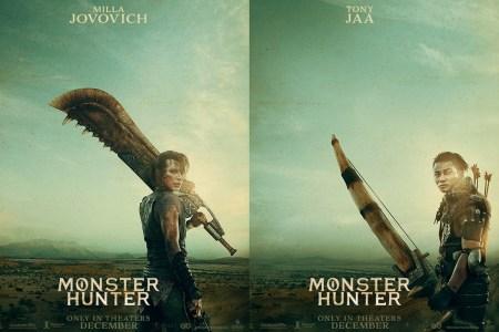 Вышел первый тизер-трейлер фантастического боевика Monster Hunter / «Охотник на монстров», премьеру перенесли на декабрь 2020 года