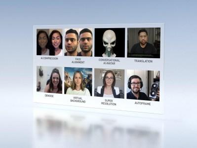 Платформа NVIDIA Maxine призвана улучшить качество видеозвонков с помощью ИИ: устранить шумы, скорректировать лицо, повысить разрешение