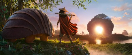 Disney представила первый трейлер анимационного фильма «Райя и последний дракон» / Raya and the Last Dragon