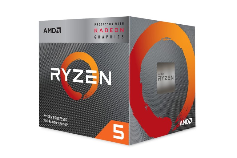 Ryzen 5 3400G box