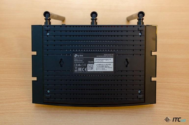 Обзор роутера TP-Link Archer A8
