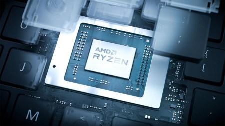 Процессор AMD Ryzen 7 5800U (Zen 3) на 38% опережает предшественника в одноядерном тесте Geekbench