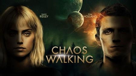Первый трейлер фантастического фильма Chaos Walking / «Поступь хаоса» с Томом Холландом и Дейзи Ридли (премьера 22 января 2021 года)