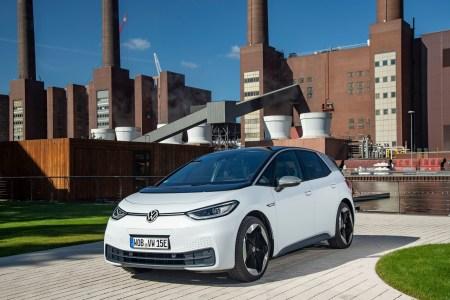 В октябре почти 80% проданных в Норвегии автомобилей были электрическими, однозначный лидер — Volkswagen ID.3