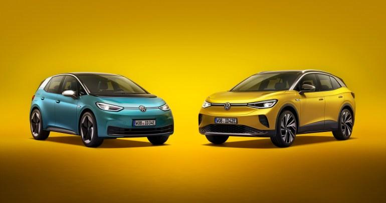 В следующие 5 лет Volkswagen инвестирует 73 млрд евро в электромобили, гибриды и диджитализацию (и представит 70 электромобилей и 60 гибридов до 2030 года)