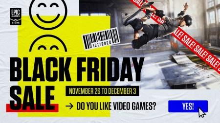 Epic Games Store запустил распродажу «Черной пятницы» и бесплатную раздачу симулятора бездорожья MudRunner