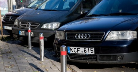 МВД: Система автофиксации нарушений ПДД научилась штрафовать «евробляхи» и иностранцев