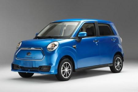 Китайский электромобиль Kandi K27 разрешили продавать в Калифорнии, благодаря льготам в этом штате он стоит всего $7,999