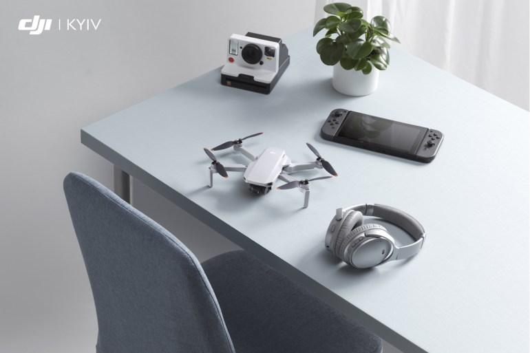 Встречайте DJI Mini 2 — сверхлегкий, многофункциональный и простой в управлении дрон, которого вы так долго ждали