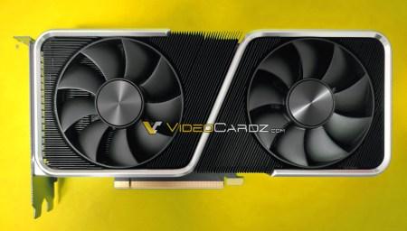 GeForce RTX 3060 Ti в исполнении Founders Edition и модели альтернативного дизайна [Галерея]