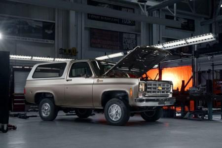В 2021 году Chevrolet начнет продавать всем желающим комплекты eCrate для переделки ДВС-автомобилей в электромобили (пример — кроссовер K5 Blazer-E с «сердцем» от Bolt EV)