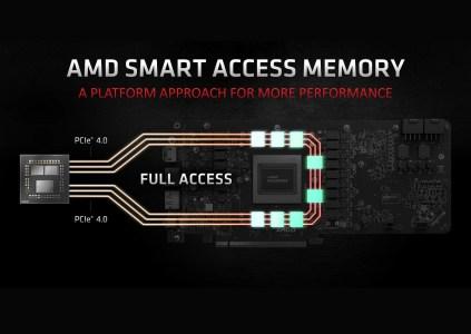 MSI показала работу Smart Access Memory для процессоров AMD Ryzen 3000, Ryzen 4000G и видеокарт NVIDIA GeForce RTX 30