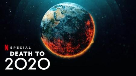 Создатели Black Mirror сняли псевдодокументальную комедию «Death to 2020» о событиях уходящего года с Сэмюэлом Л. Джексоном, Хью Грантом, Лизой Кудроу и др.